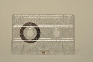 glitter cassette tapedub