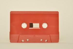 coral cassette tapedub