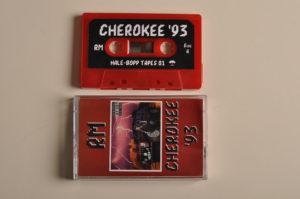 cassette tapedub Cherokee '93