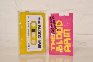 The blood Arm cassette tapedub